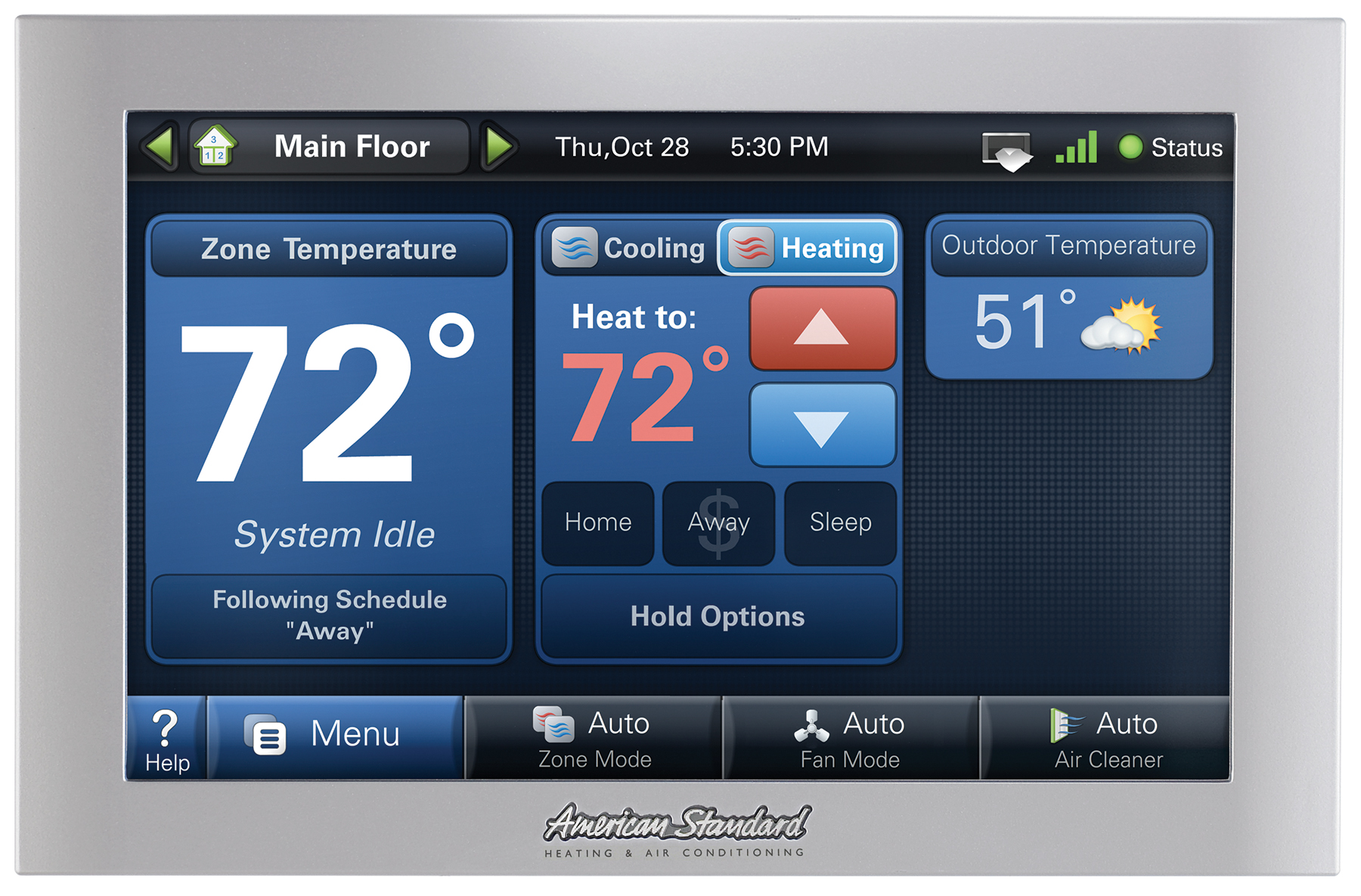 How To Set Your Thermostat Alaskan Plumbing Heating And